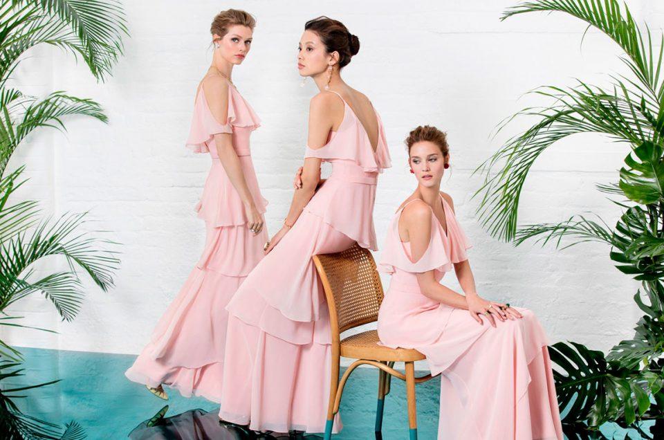 Contemporáneo Vestidos De Las Damas De Múltiples Vías Modelo - Ideas ...