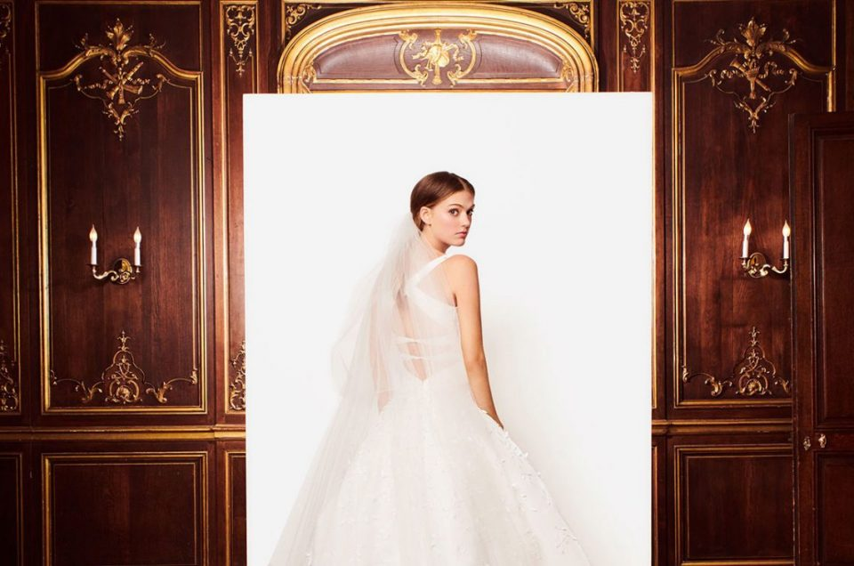Oscar de la Renta 2018: los vestidos que toda novia millennial desea