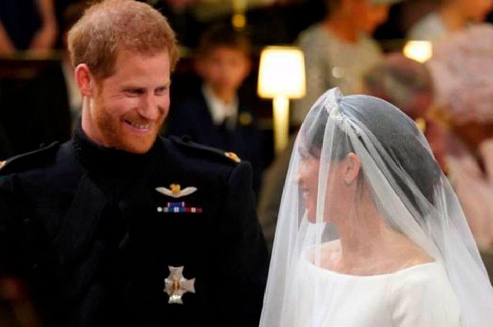 La boda real en imágenes: Meghan Markle y el Príncipe Harry dan el sí