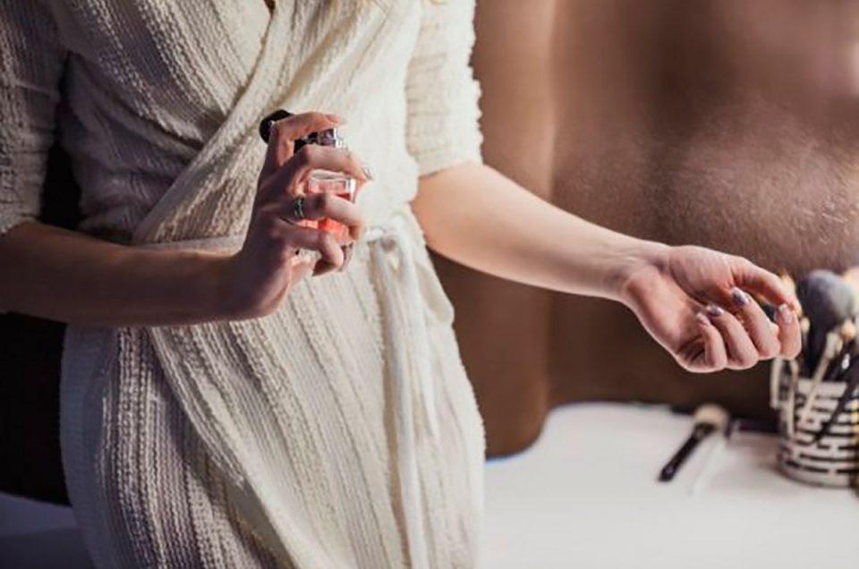 Perfumes de mujer con notas invernales