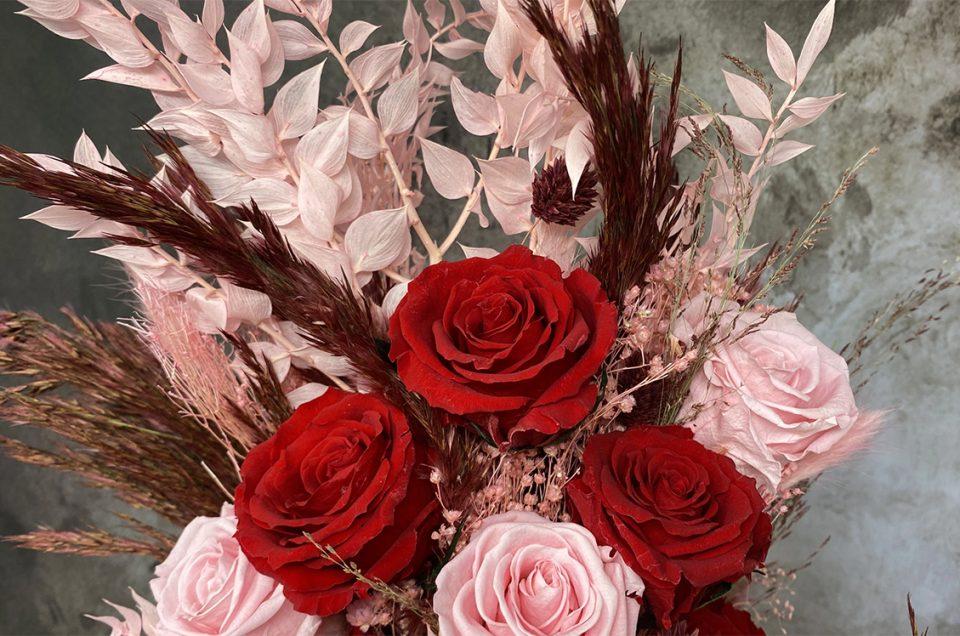 Los nuevos ramos de novia que duran hasta un año